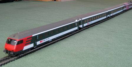 Roco InterCity CFF Ep.IV